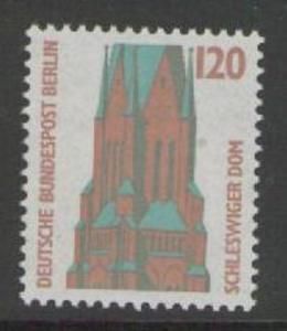 GERMANY SGB788 1987 TOURIST SIGHTS 120pf MNH