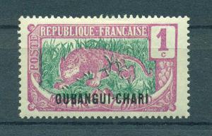 Ubangi-Shari sc# 23 mh cat value $.70