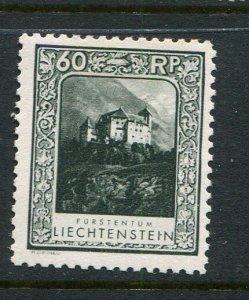 Liechtenstein #103 Mint
