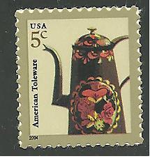 US Cat # 3756, Toleware, MNH*-