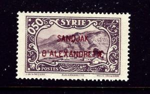 Alexandretta 3 MH 1938 overprint