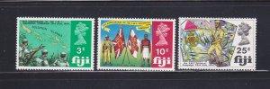 Fiji 277-279 Set MH Military (A)
