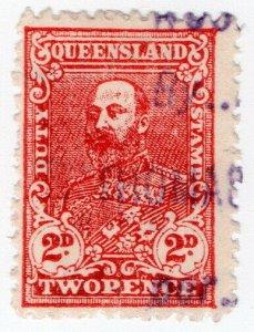 (I.B) Australia - Queensland Revenue : Stamp Duty 2d