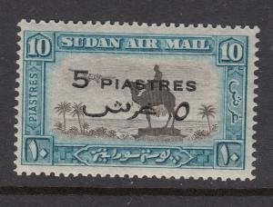 Sudan 1938 Airmail