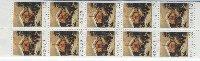 NORWAY 1982 Scott 815a cmplt mnh blkt  scv $6.75 less 80%=$1.35
