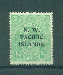 North West Pacific Islands sc# 11 mhr cat value $5.00