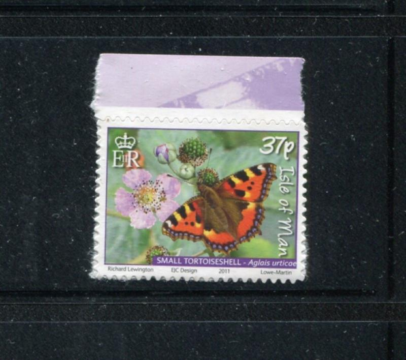 Isle of Man, MNH, Insects 2011, Butterfly x26180