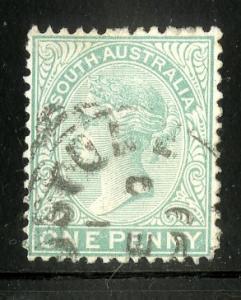 SOUTH AUSTRALIA 64 USED SCV $2.50 BIN $1.00 ROYALTY