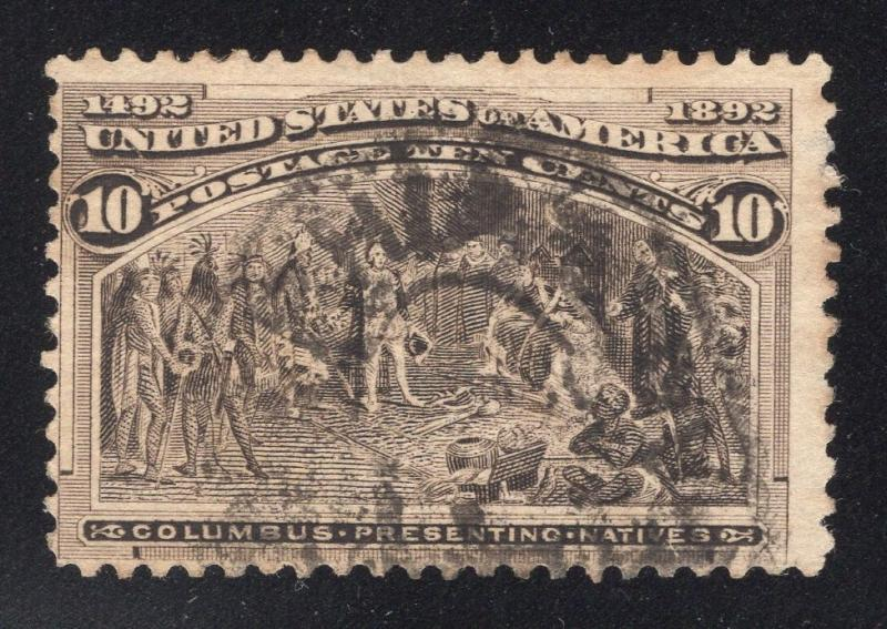 US#237 Black Brown - Used