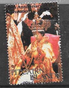 Pitcairn Islands #177 1.20 25th Anniv. (MNH) CV$2.75