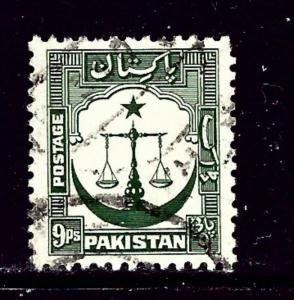 Pakistan 26 Used 1948 issue