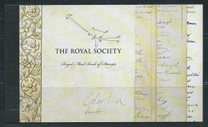 Great Britain BK194 s.g. DK49 2010 Royal Society Prestige...