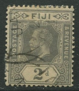 STAMP STATION PERTH Fiji #82 KGV Definitive Issue Die I -1914 - Used CV$0.25