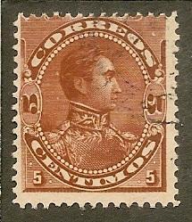 Venezuela  Scott  123   Bolivar