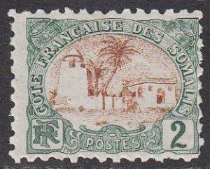 Somali Coast 35 MVLH Error (see Details) CV $1.40