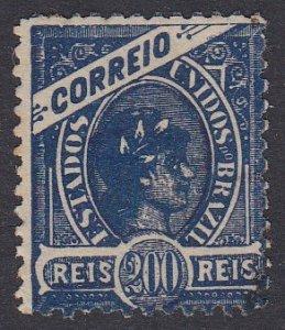 Brazil Sc #161 Mint no gum