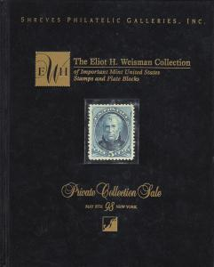 The Eliot H. Weisman Collection, 1998 Shreves Auction Catalogue, hardcover