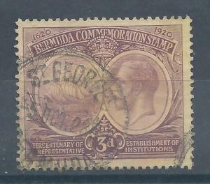 Bermuda 58 U