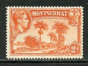 Montserrat # 95, Mint Hinge. CV $ 1.20