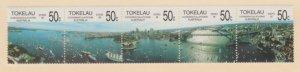 Tokelau Islands Scott #150 Stamps - Mint NH Strip of 5