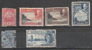 #22,42,106,107,110,132 Bermuda Used