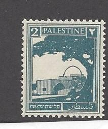 Palestine, 63, Rachel's Tomb Single, **MNH**