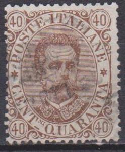 Italy #53 Fine Used CV $20.00 (ST517)