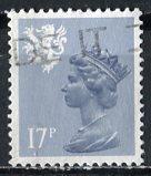 Great Britain, Regional, Scotland; 1986: Sc. # SMH31: O/Used Single Stamp