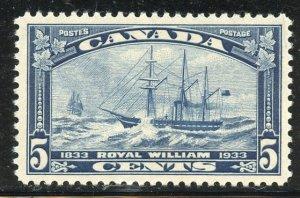 Canada # 204, Mint Hinge Remain. CV $ 10.00