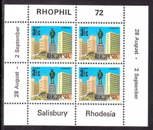 Rhodesia - Scott #279b - MNH - SCV $3.75