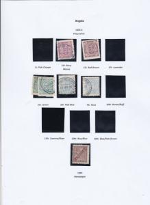 Angola Stamps Ref 14928