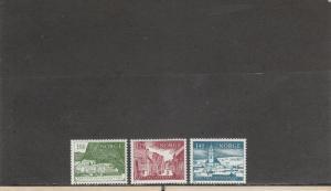 NORWAY 651-653 MNH 2019 SCOTT CATALOGUE VALUE $3.25