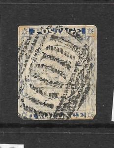 NEW SOUTH WALES 1851  2d   SYDNEY VIEWS   FU     SG 36  ...