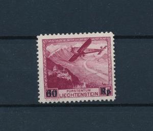 [56139] Liechtenstein 1935 Airmail Overprint MLH
