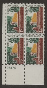 Sc 1122 FOREST CONSERVATION ISSUE mentioning Roosevelt Plt No 26170