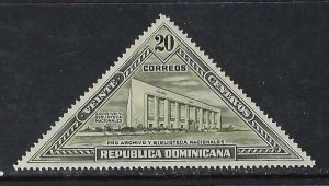 DOMINICAN REPUBLIC 317 MOG J1080-2
