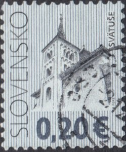 Slovakia #562 Used