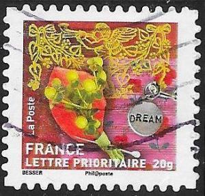 France 3918 Used - Christmas