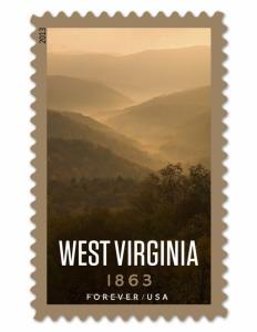 4790 West Virginia US Single Mint/Nh (Free shipping offer)