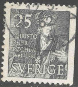 SWEDEN Scott 429 used booklet single