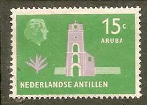 Netherlands Antilles     Scott  247a   Fort   Used