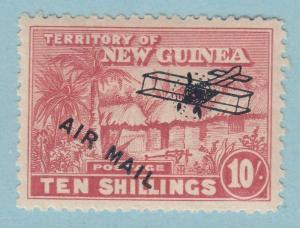 NEW GUINEA C12 MINT HINGED OG NO FAULTS EXTRA FINE