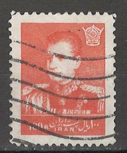 COLLECTION LOT # 5591 IRAN #1124 1958 CV+$10