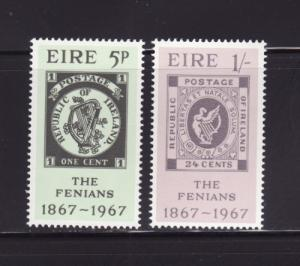 Ireland 238-239 Set MNH Stamps on Stamps