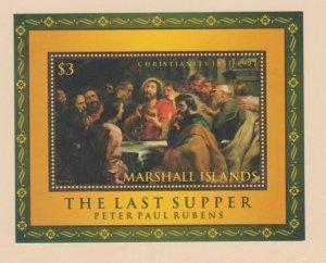 Marshall Islands Scott #626 Stamp - Mint NH Souvenir Sheet