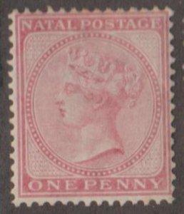 Natal Scott #51 Stamp - Mint Single