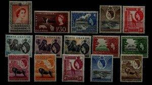 Kenya Uganda Tanzania 103-17 MH SCV128