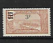GUADELOUPE, 93, MINT HINGED, GRAND-TERRE