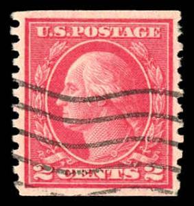 USA 492 Used XF EGrade 88