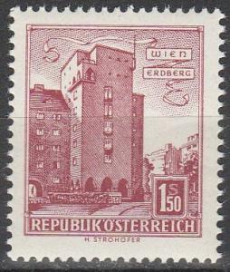 Austria #623  MNH F-VF  (SU6310)